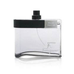 Salvatore Ferragamo F by Ferragamo Black 100ml Tester