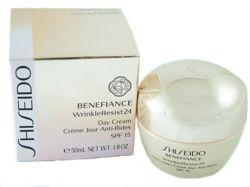 Shiseido Benefiance Wrinkle Resist 24 SPF 15 50ml