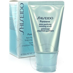 Shiseido Pureness Pore Purifying Warming Scrub50ml