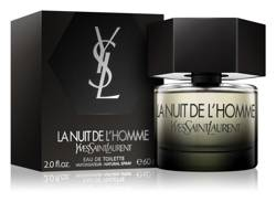 Yves Saint Laurent La Nuit De L'Homme 60ml edt